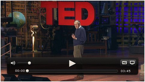 Watch Jack Dangermond talk about GeoDesign at TED2010